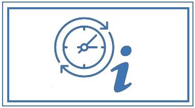 Información y horarios